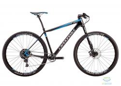 Велосипед 29 Cannondale F-SI HM Carbon 2 рама - L синий 2017