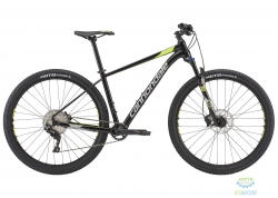 Велосипед 29 Cannondale TRAIL 2 рама - L 2018 BLK черный