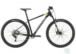 Велосипед 29 Cannondale TRAIL 2 рама - M 2018 BLK черный