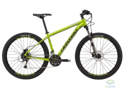 Велосипед 29 Cannondale Trail 4 рама L  зеленый 2017