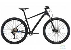 Велосипед 29 Cannondale TRAIL 5 рама - M 2018 BLK черный матовый