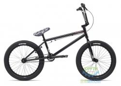 Велосипед BMX 20 Stolen CASINO XL рама - 21 back in black (черный) 2018