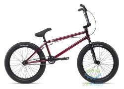 Велосипед BMX 20 Stolen SINNER FC RHD рама - 21 trans black/red (тёмно-красный с черным) 2018