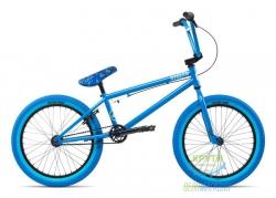 Велосипед BMX 20 Stolen CASINO 2 рама - 20.25 bluest blue (голубой) 2018