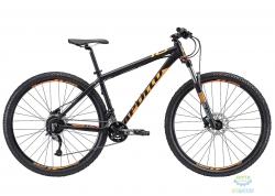 Велосипед 29 Apollo COMP 10 рама -S matte black/matte fluoro orange