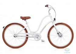 Велосипед 26 Electra Townie Balloon 3i EQ Ladies' White