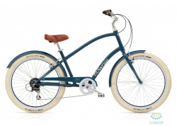 Велосипед 26 Electra Townie Balloon 3i Men's Navy