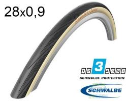 Покрышка 28x0.90 (23x622) Schwalbe LUGANO K-Guard B/BG-SK HS471 SiC 50EPI