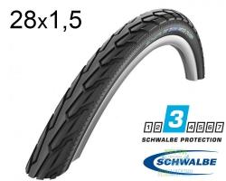 Покрышка 28x1.50 700x38С (40-622) Schwalbe RANGE CRUISER HS457 K-Guard B/B+RT SBC