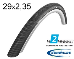 Покрышка 29x2.35 (60-622) Schwalbe G-ONE Speed Evo, LifeSkin, Folding B/B-SK HS472 OSC IB