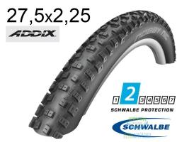 Покрышка 27.5x2.25 (57-584) Schwalbe NOBBY NIC Performance B/B-SK HS463 DC, 67EPI