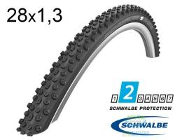 Покрышка 28x1.30 (33-622) 700x33C Schwalbe X-ONE Bite Performance, Folding B/B-SK HS481 DC 67EPI EK