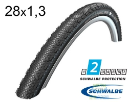 Покрышка 28x1.30 (33-622) 700x33C Schwalbe X-ONE Speed RaceGuard, Performance Folding B/B-SK HS483 DC 67EPI EK