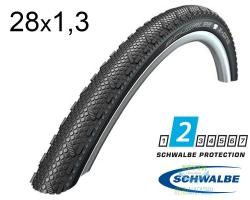 Покрышка 28x1.30 (33-622) 700x33C Schwalbe X-ONE Speed RaceGuard, Performance Folding B/B-SK HS483 DC 67EPI EK