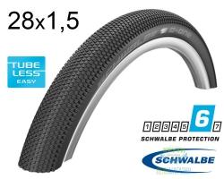 Покрышка 28x1.50 700x38C (40-622) Schwalbe G-ONE Speed MicroSkin TL-Easy Evolutoin Folding B/B-SK HS472 OSC 127EPI EK