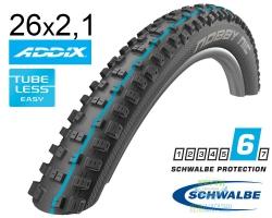 Покрышка 26x2.10 (54-559) Schwalbe NOBBY NIC SnakeSkin, TL-Easy, Evolution Folding B/B-SK HS463 Addix Spgrip 67EPI EK