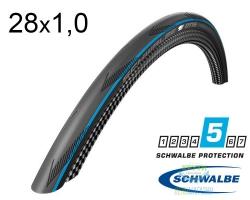 Покрышка 700x25C (25-622) Schwalbe ONE V-Guard, Evolutoin Folding B/BLS/B-SK HS462A OSC 127EPI EK
