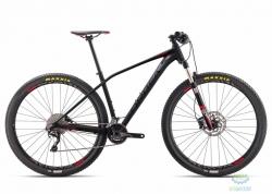 Велосипед Велосипед Orbea ALMA 27 H50 18 M Black 2018