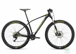 Велосипед Orbea ALMA 29 H30 18 L Black - Pistach 2018