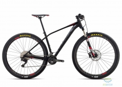 Велосипед Orbea ALMA 29 H30 18 M Black 2018