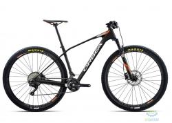 Велосипед Orbea ALMA 29 M30-XT 18 L Black-Orange 2018