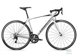 Велосипед Orbea AVANT H30 18 55 White-Black-Blue 2018