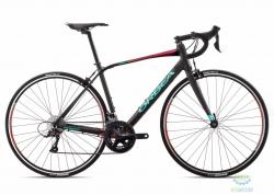 Велосипед Orbea AVANT H50 18 53 Black-Pink-Jade green 2018
