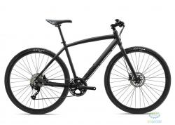Велосипед Orbea CARPE 20 18 L Black 2018
