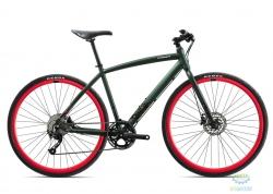 Велосипед Orbea CARPE 20 18 M Green-Red 2018