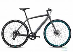 Велосипед Orbea CARPE 30 18 M Anthracite 2018