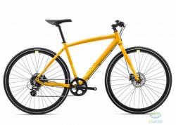 Велосипед Orbea CARPE 30 M Yellow 2018