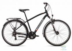 Велосипед Orbea COMFORT 30 PACK 18 L Anthracite - Orange 2018