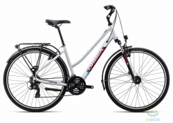 Велосипед Orbea COMFORT 32 PACK 18 M  Grey-Black 2018