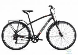 Велосипед Orbea COMFORT 40 PACK 18 M Anthracite - Orange 2018