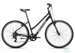 Велосипед Orbea COMFORT 42  18 M Anthracite-Pink 2018