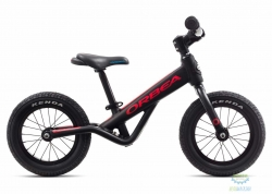 Велосипед Orbea GROW 0 Black - Red 2018