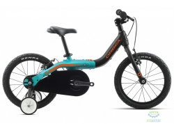 Велосипед Orbea GROW 1 18 Black - Jade - Green 2018