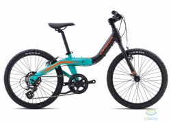 Велосипед Orbea GROW 2 7V 18 Black - Jade - Green 2018
