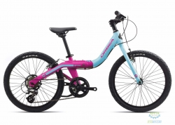 Велосипед Orbea GROW 2 7V 18 Blue - Pink 2018