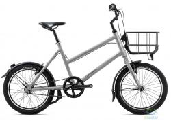 Велосипед Orbea KATU 40 18 Etheric Silver 2018