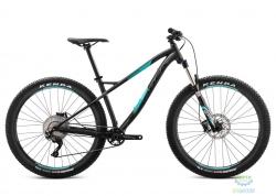 Велосипед Orbea LAUFEY 27+ H30 18 L Black-Turquoise 2018