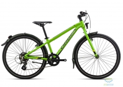 Велосипед Orbea MX 24 PARK 18 Green - Yellow 2018