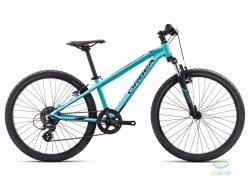 Велосипед Orbea MX 24 XC 18 Blue - Pink 2018