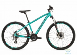 Велосипед Orbea MX 26 XC 18 XS Green - Red 2018