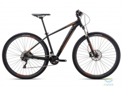 Велосипед Orbea MX 27 20 18  L Black-Orange 2018