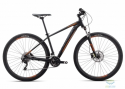 Велосипед Orbea MX 27 30 18 M Black - Orange 2018