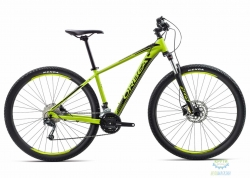 Велосипед Orbea MX 27 40 18 L Pistach - Black 2018