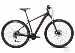 Велосипед Orbea MX 27 40 18 M Black - Orange 2018