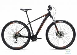 Велосипед Orbea MX 27 40 18 S Black - Orange 2018