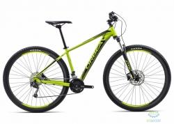 Велосипед Orbea MX 27 40 18 S Pistachio - Black 2018